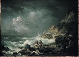 Wreckers looking for treasure in high seas