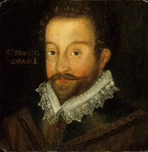 --A Portrait of Sir Francis Drake--