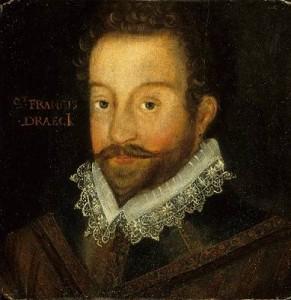 --A Portrait of Sir Francis Drake--