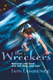 """The Wreckers,"" by Iain Lawrence"