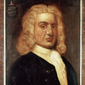 --A Portrait of William Kidd--  Do you think he looks like a pirate?