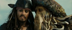 Do you think that Davy Jones would have given Captain Jack Sparrow quarter?